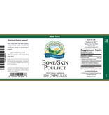 Nature's Sunshine Supplements Bone/Skin Poultice 100 capsules