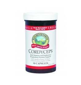 Nature's Sunshine Supplements Cordyceps 90 capsules