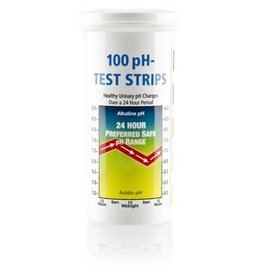 Nature's Sunshine Supplements pH Test Strips 100 ct