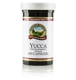 DISC Nature's Sunshine Supplements Yucca 100 caps