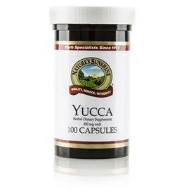 Nature's Sunshine Supplements Yucca 100 caps