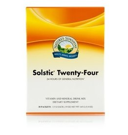 Nature's Sunshine Supplements Solstic Twenty-Four 30 Packets