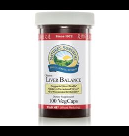 Nature's Sunshine Supplements Liver Balance 100 VegCaps