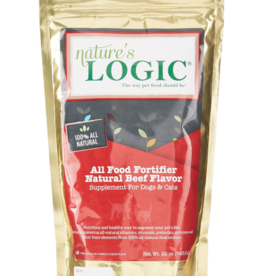 Nature's Logic Nature's Logic Supplements Food Fortifier Beef 12 oz