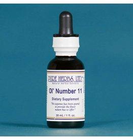 Pure Herbs LTD Pure Herbs LTD Ol' Number 11 1 fl oz