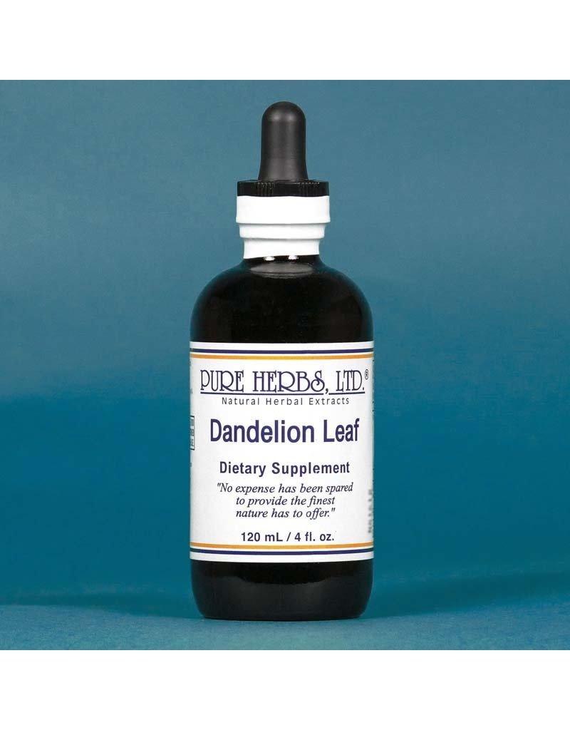 Pure Herbs LTD Pure Herbs LTD Dandelion Leaf 4 fl oz