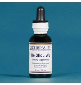 Pure Herbs LTD Pure Herbs LTD He Shou-Wu 1 fl oz