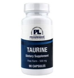 Progressive Labs Progressive Laboratories | Taurine 90 Caps