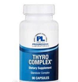Progressive Labs Progressive Laboratories  Thyro Complex 90 Capsules