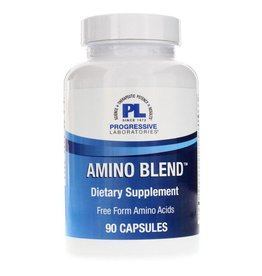 Progressive Labs Progressive Laboratories  Amino Blend 90 Capsules