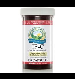 Nature's Sunshine Nature's Sunshine IF-C 100 capsules
