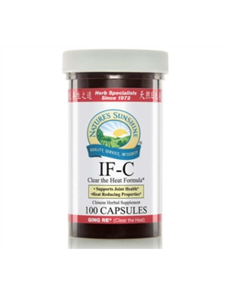 Nature's Sunshine IF-C 100 capsules