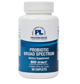 Progressive Labs Progressive Laboratories | Probiotic Broad Spectrum 30 Caps
