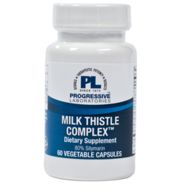 Progressive Laboratories  Milk Thistle Complex 60 Veg Capsules