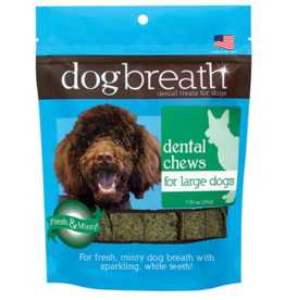 Herbsmith Herbsmith Dog Breath Chews Large Breed 15 ct