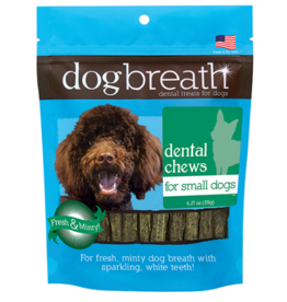 Herbsmith Herbsmith Dog Breath Chews Small Breed 30 ct