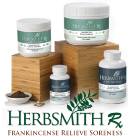 Herbsmith Herbsmith RX Frankincense 75 g