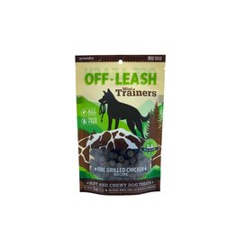 Off Leash Off Leash Mini Trainers Fire Grilled Chicken 14.1 oz