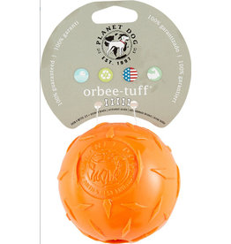 Planet Dog Planet Dog Orbee Tuff Diamond Plate Orange 3""