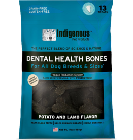 Indigenous Dental Health Bone Potato & Lamb 17 oz