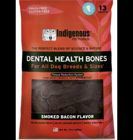 Indigenous Health Bones Indigenous Dog Treats Health Bones Smoked Bacon Flavor 17 oz