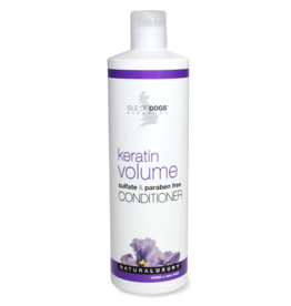 Isle of Dogs Conditioner  Keratin Volume 16 oz