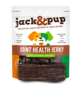 jack & pup jack & pup Dog Treats Joint Health Jerky 5 ct