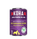 Koha Koha Canned Dog Food CASE Kangaroo Entree 13 oz
