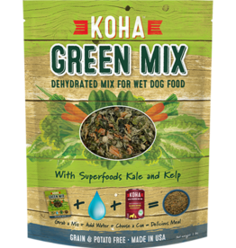 Koha Koha Dehydrated Mix Green 2 lbs