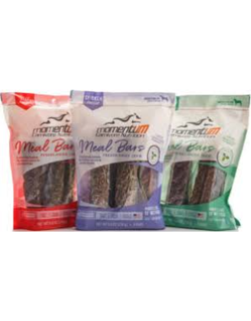 Momentum Momentum Freeze-Dried GF Meal Bars Beef 8 oz