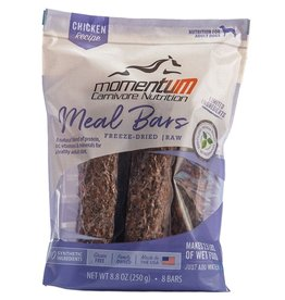 Momentum Momentum Freeze-Dried GF Meal Bars Chicken 8 oz