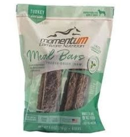 Momentum Momentum Freeze-Dried GF Meal Bars Turkey 8 oz