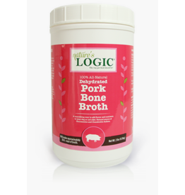 Nature's Logic Nature's Logic Dehydrated Pork Bone Broth 6 oz
