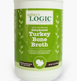 Nature's Logic Nature's Logic Dehydrated Turkey Bone Broth 6 oz