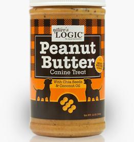 Nature's Logic Nature's Logic Dog Peanut Butter 12 oz