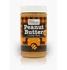 Nature's Logic Nature's Logic Dog Peanut Butter 12 oz