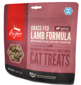 Champion Pet Foods Orijen Cat Treats Grass-Fed Lamb 1.25 oz