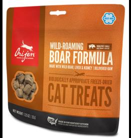 Orijen Orijen Freeze Dried Cat Treats Wild Boar 1.25 oz