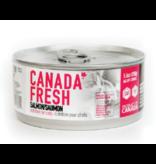 Petkind Petkind Canada Fresh Canned Cat Food CASE Salmon 5.5 oz
