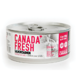 Petkind Petkind Canada Fresh Canned Cat Food CASE Salmon 5.5 oz