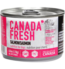 Petkind Petkind Canada Fresh Canned Dog Food CASE Salmon 6 oz