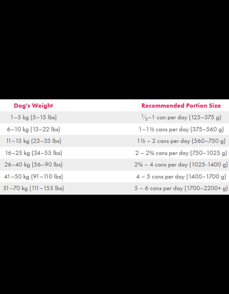 Petkind Petkind Canada Fresh Canned Dog Food CASE Salmon 6 oz