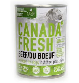 Petkind Petkind Canada Fresh Canned Dog Food CASE Beef 13 oz