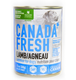 Petkind Petkind Canada Fresh Canned Dog Food CASE Lamb 13 oz