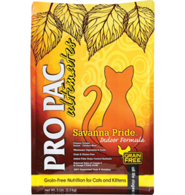 Midwestern Pet Foods Pro Pac Ultimates Cat Kibble Savanna Pride Chicken 5 lb