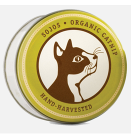Sojo's Sojo's Cat Treats  Organic Catnip 1 oz
