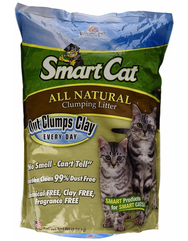 SmartCat SmartCat All Natural Clumping Litter 10 lb