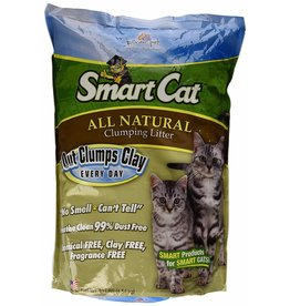 SmartCat SmartCat All Natural Clumping Litter 20 lb (* Litter 12 lbs or More for Local Delivery or In-Store Pickup Only. *)