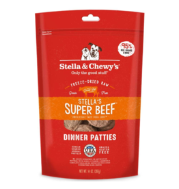 Stella & Chewy's Stella & Chewy's Freeze Dried Dog Food  Beef Dinner Patties 14 oz