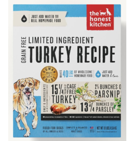 The Honest Kitchen The Honest Kitchen Dehydrated Dog Food Grain-Free Turkey Marvel 4 lb